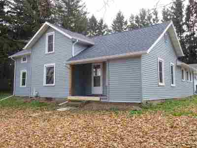 Rock County Single Family Home For Sale: 6164 S Hwy 213