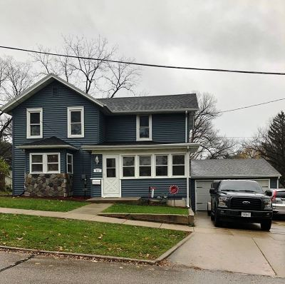 Edgerton Single Family Home For Sale: 411 N 2nd St