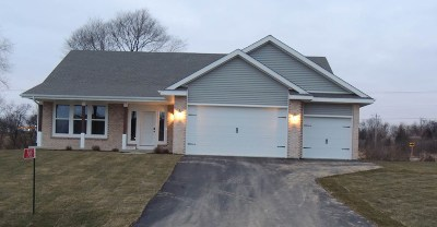 Rock County Single Family Home For Sale: 700 E Dereck Woods