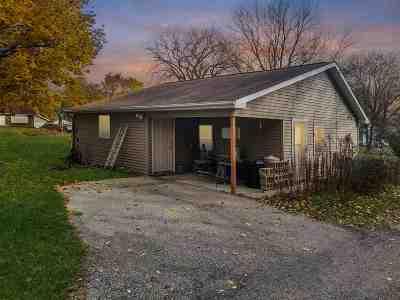 Beloit Single Family Home For Sale: 2044 Roosevelt Ave