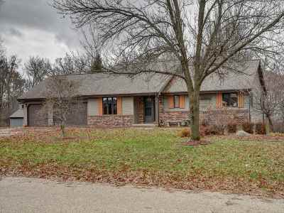 Columbia County Single Family Home For Sale: N6803 Donlin Dr