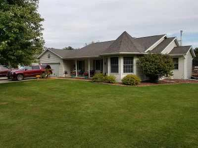 Evansville Single Family Home For Sale: 7708 N Morning Meadow Ln