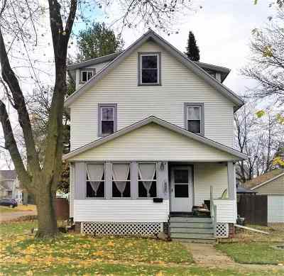 Dodge County Single Family Home For Sale: 323 York St