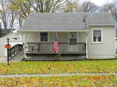 Beloit Single Family Home For Sale: 1750 McKinley Ave
