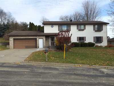 Lancaster WI Multi Family Home For Sale: $154,900