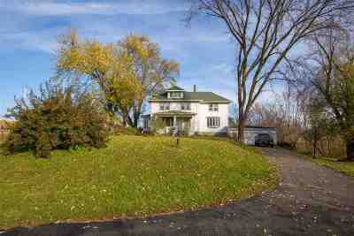 Dodge County Single Family Home For Sale: N2738 Welsh Rd
