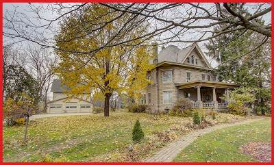 Green County Single Family Home For Sale: 405 S Mill St