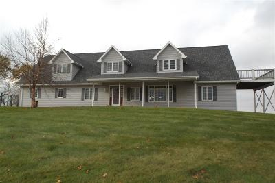 Sun Prairie Single Family Home For Sale: 2178 Branch Rd