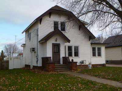 Dodge County Single Family Home For Sale: 423 S Watertown St