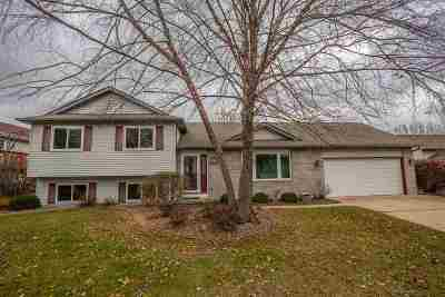 Cottage Grove WI Single Family Home For Sale: $285,000