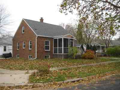 Madison Single Family Home For Sale: 3530 Margaret St