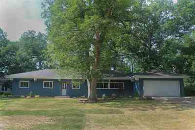 Rock County Single Family Home For Sale: 2524 Hawthorne Dr