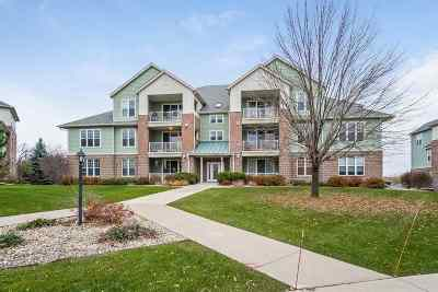 Fitchburg Condo/Townhouse For Sale: 5470 Caddis Bend #201