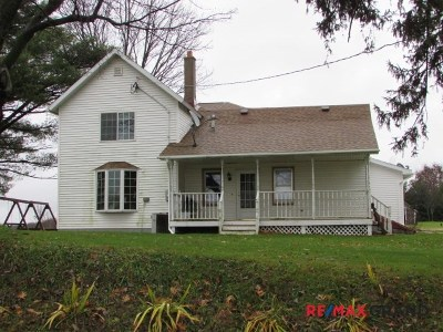 Sauk County Single Family Home For Sale: S6496 Crest Dr