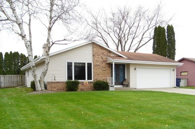 Janesville Single Family Home For Sale: 4256 Southwyck Dr