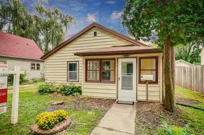 Madison WI Single Family Home For Sale: $174,900