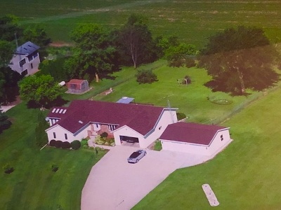 Dodge County Single Family Home For Sale: N3771 O'connor Rd