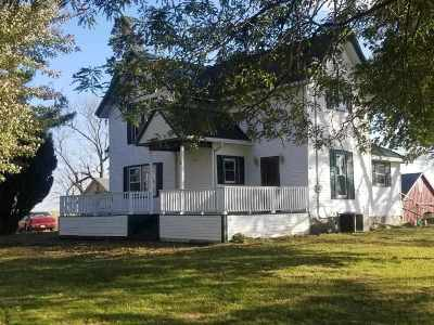 Dodge County Single Family Home For Sale: W10039 County Road Aw