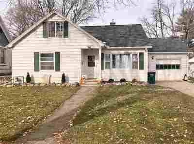 Jefferson County Single Family Home For Sale: 810 W Sherman Ave