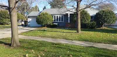 Janesville Single Family Home For Sale: 910 N Garfield Ave