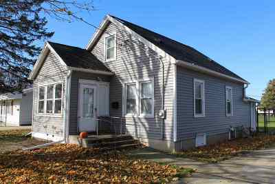 Janesville Single Family Home For Sale: 306 Kellogg Ave