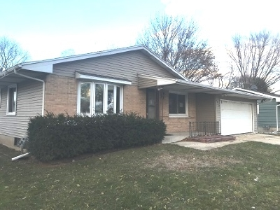 Madison WI Single Family Home For Sale: $160,000