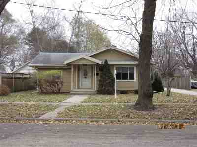 Evansville Single Family Home For Sale: 20 N 2nd St
