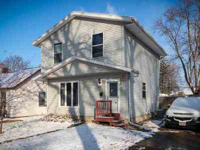 Dane County Single Family Home For Sale: 2614 Dahle St