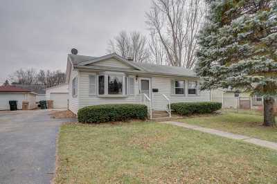 Madison Single Family Home For Sale: 3633 Wilshire Ln