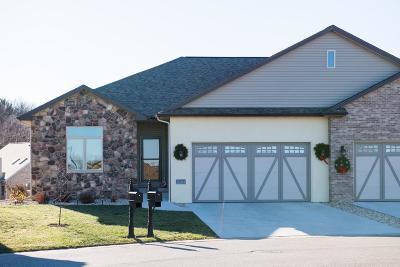 Deforest Condo/Townhouse For Sale: 6890 Tuscan Ridge Cir #6