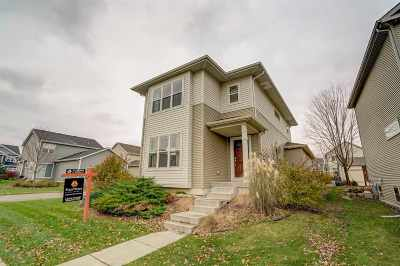 Verona WI Single Family Home For Sale: $299,900