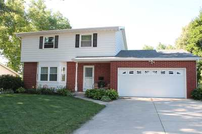 Rock County Single Family Home For Sale: 428 Hemphill Ave