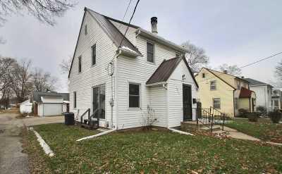 Beloit Multi Family Home For Sale: 1014 Moore St