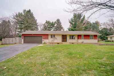 Madison Single Family Home For Sale: 5213 Hammersley Rd