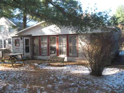 Friendship Single Family Home For Sale: 2195 Town Rd