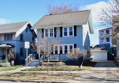 Madison Single Family Home For Sale: 619 S Spooner St