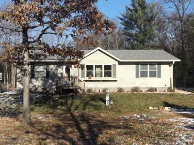 Adams WI Single Family Home For Sale: $194,900