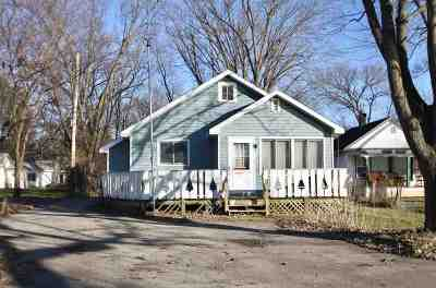 Beloit Single Family Home For Sale: 49 S Ski View Dr