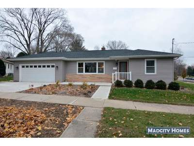 Madison Single Family Home For Sale: 3902 Fern Ct