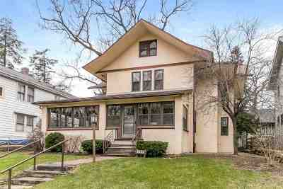Madison Single Family Home For Sale: 1914 Vilas Ave