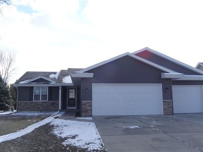 Janesville Single Family Home For Sale: 4072 Ingram Dr