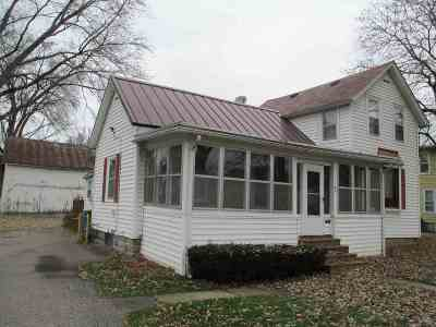 Sauk County Single Family Home For Sale: 421 6th St