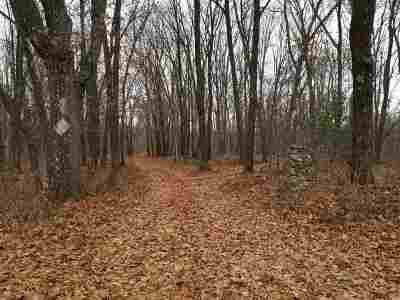 Wisconsin Dells Residential Lots & Land For Sale: 24.17 Ac S Golden Ct