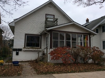 Madison WI Multi Family Home For Sale: $369,000