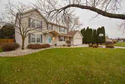 Rock County Single Family Home For Sale: 3927 South Wyck Ct