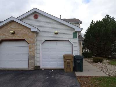Madison WI Condo/Townhouse For Sale: $125,000