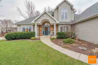 Waunakee WI Single Family Home For Sale: $479,900