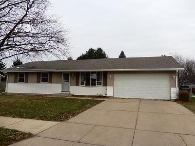 Rock County Single Family Home For Sale: 3331 Lamancha Dr