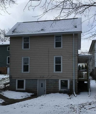 Stoughton Single Family Home For Sale: 416 Main-Page Ct