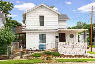 Rock County Multi Family Home For Sale: 152 S Franklin St